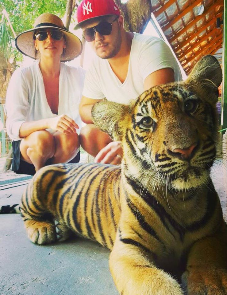 claudia patrascanu-gabi badalau-tigru